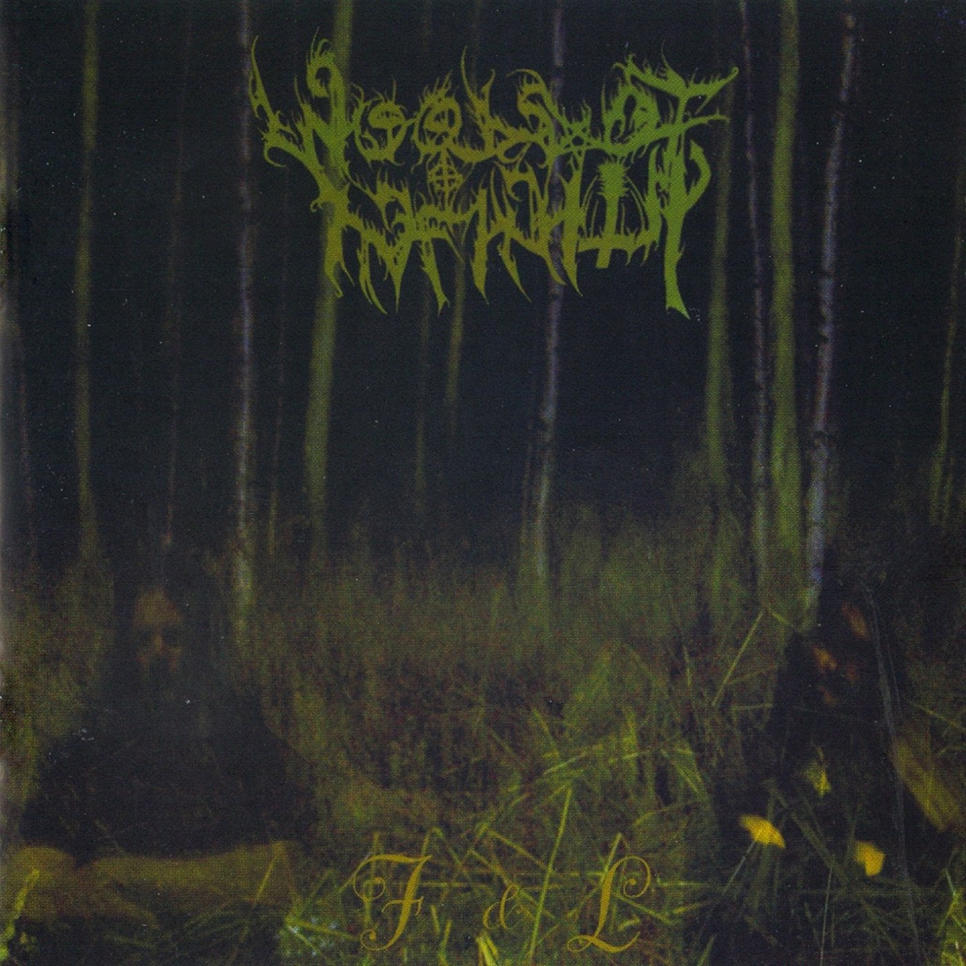 Reviews for Woods of Infinity - Förintelse & Libido