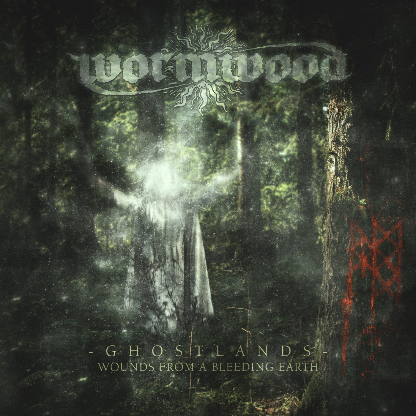 Wormwood (SWE) - Ghostlands (Wounds from a Bleeding Earth)