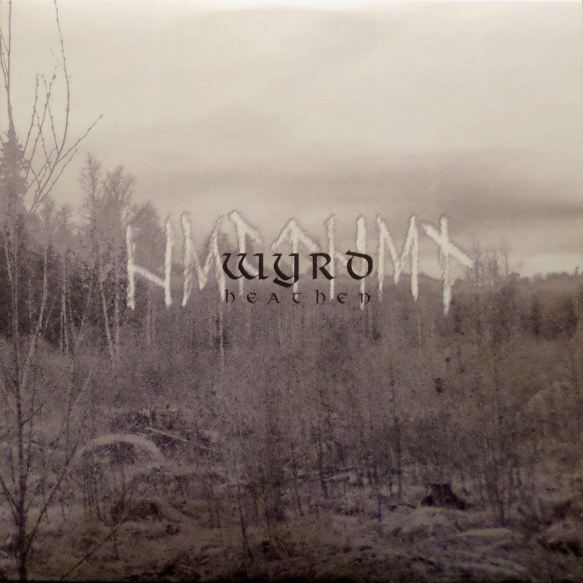 Review for Wyrd - Heathen