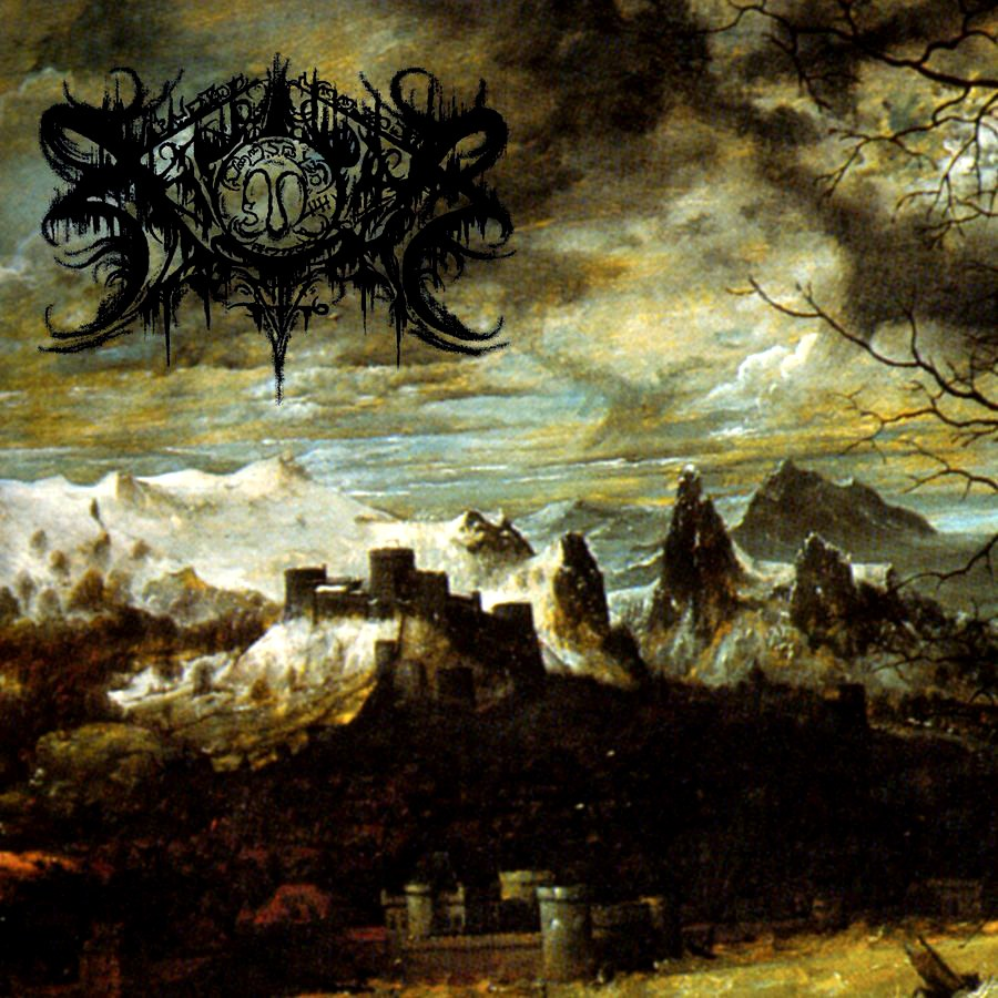 Review for Xasthur - A Gate Through Bloodstained Mirrors
