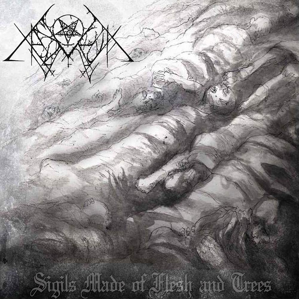 Review for Xasthur - Sigils Made of Flesh and Trees