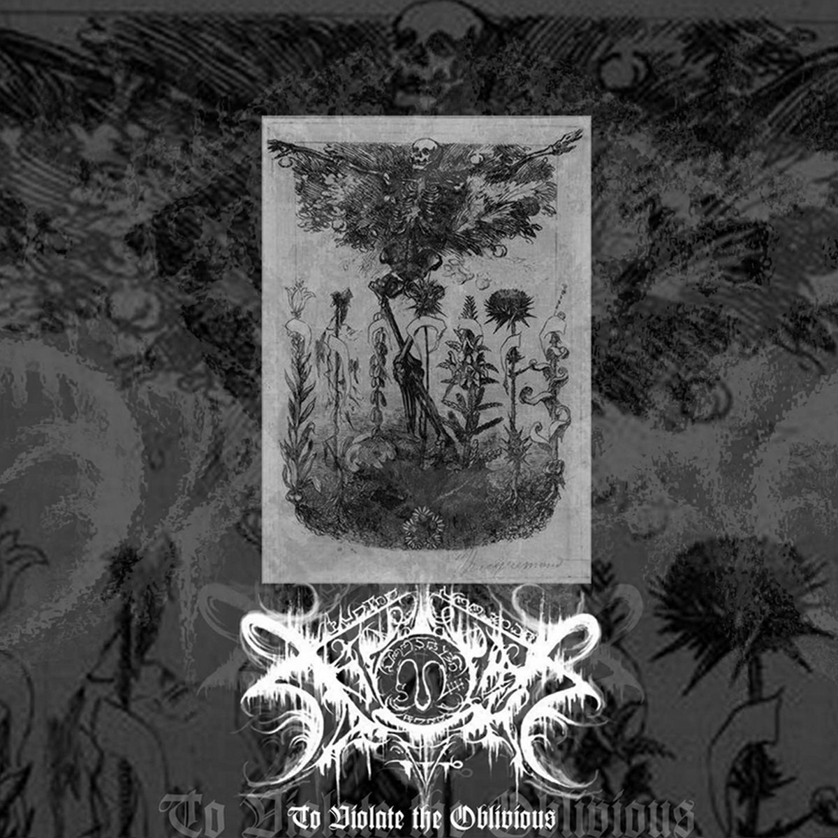 Review for Xasthur - To Violate the Oblivious