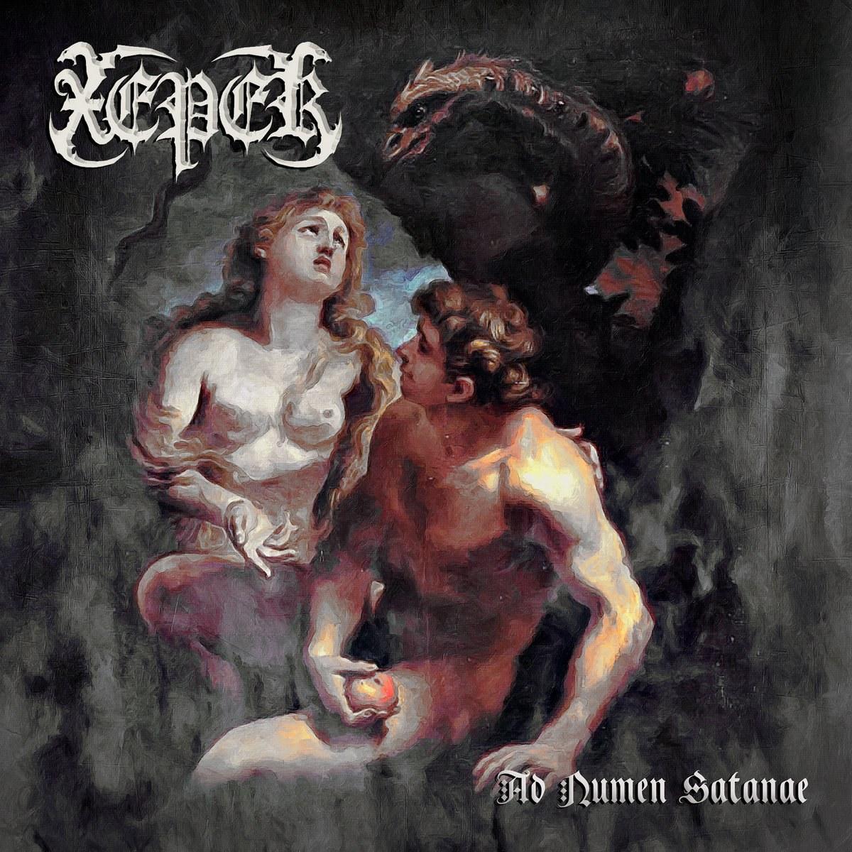 Reviews for Xeper - Ad Numen Satanae