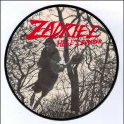 Review for Zadkiel - Hell's Bomber
