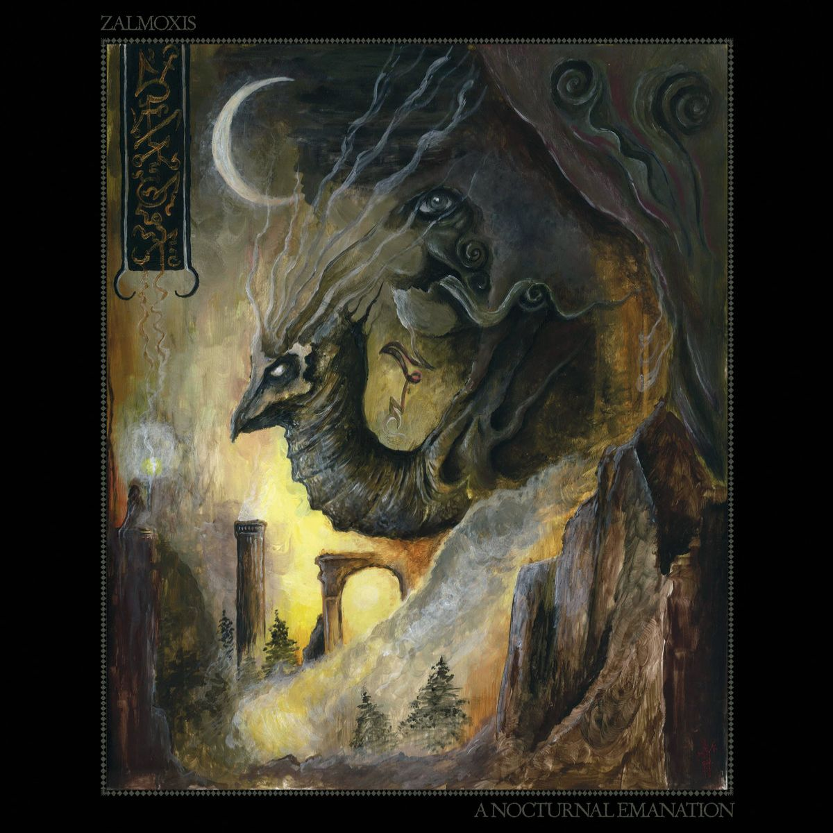 Reviews for Zalmoxis - A Nocturnal Emanation