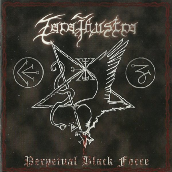 Review for Zarathustra - Perpetual Black Force