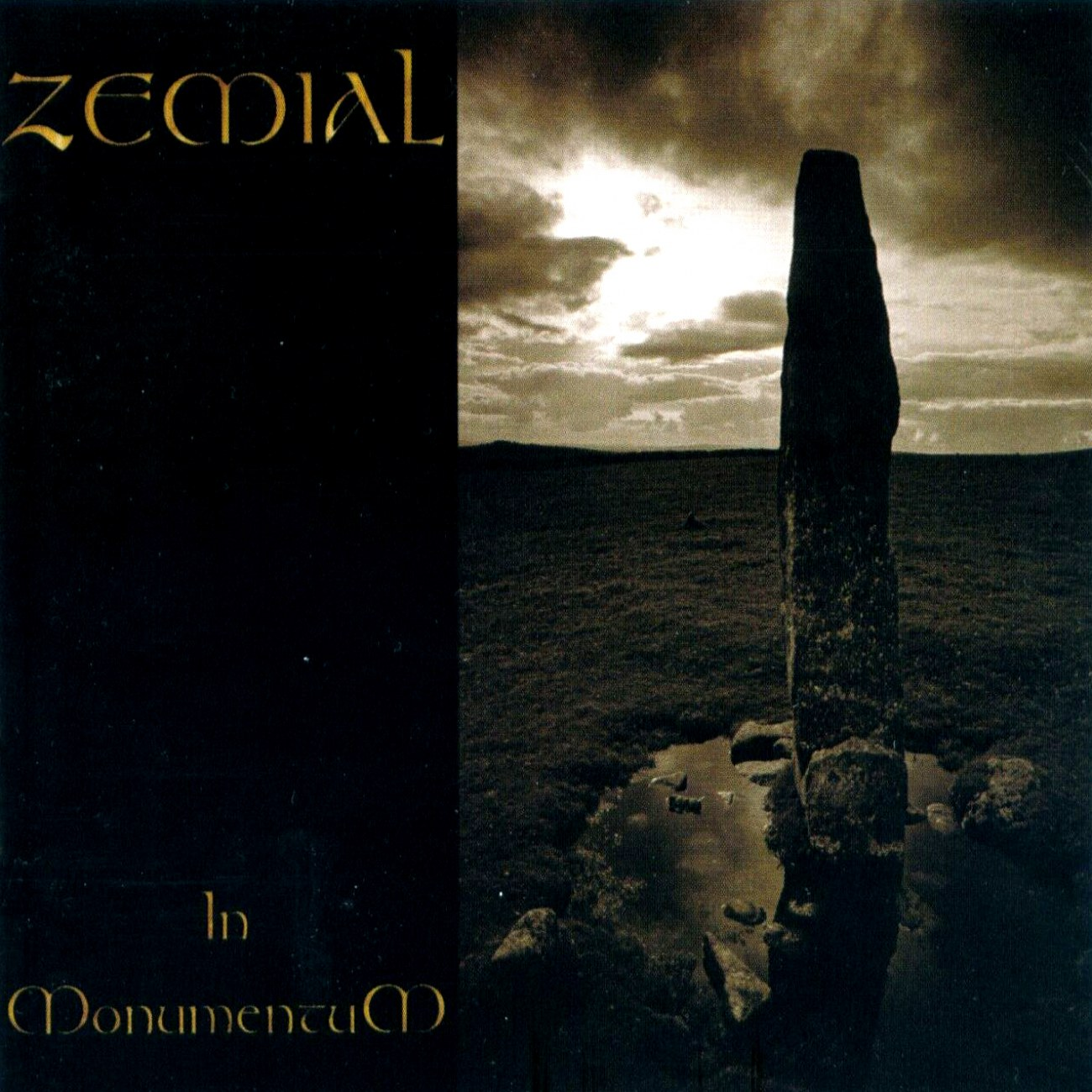 Review for Zemial - In Monumentum