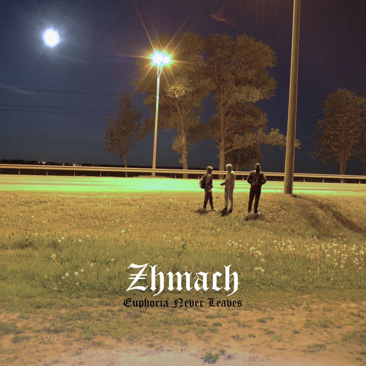 Zhmach - Euphoria Never Leaves