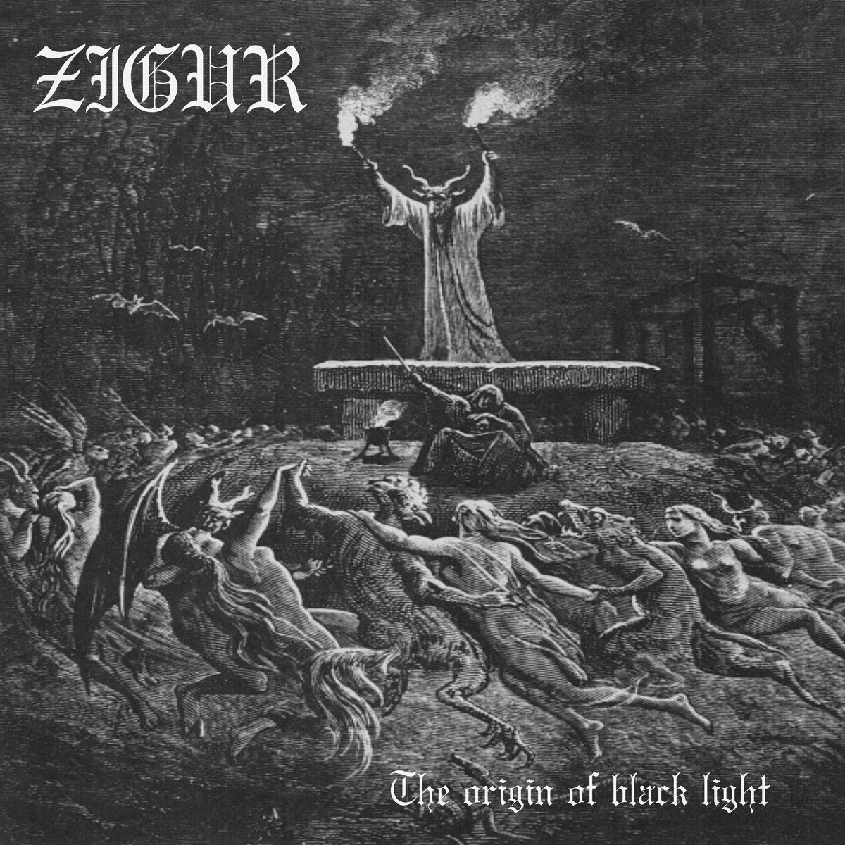 Zigur - The Origin of Black Light