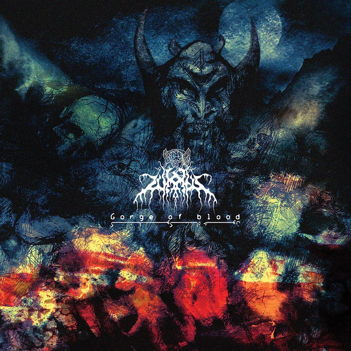 Review for Zurvan (IRN) - Gorge of Blood