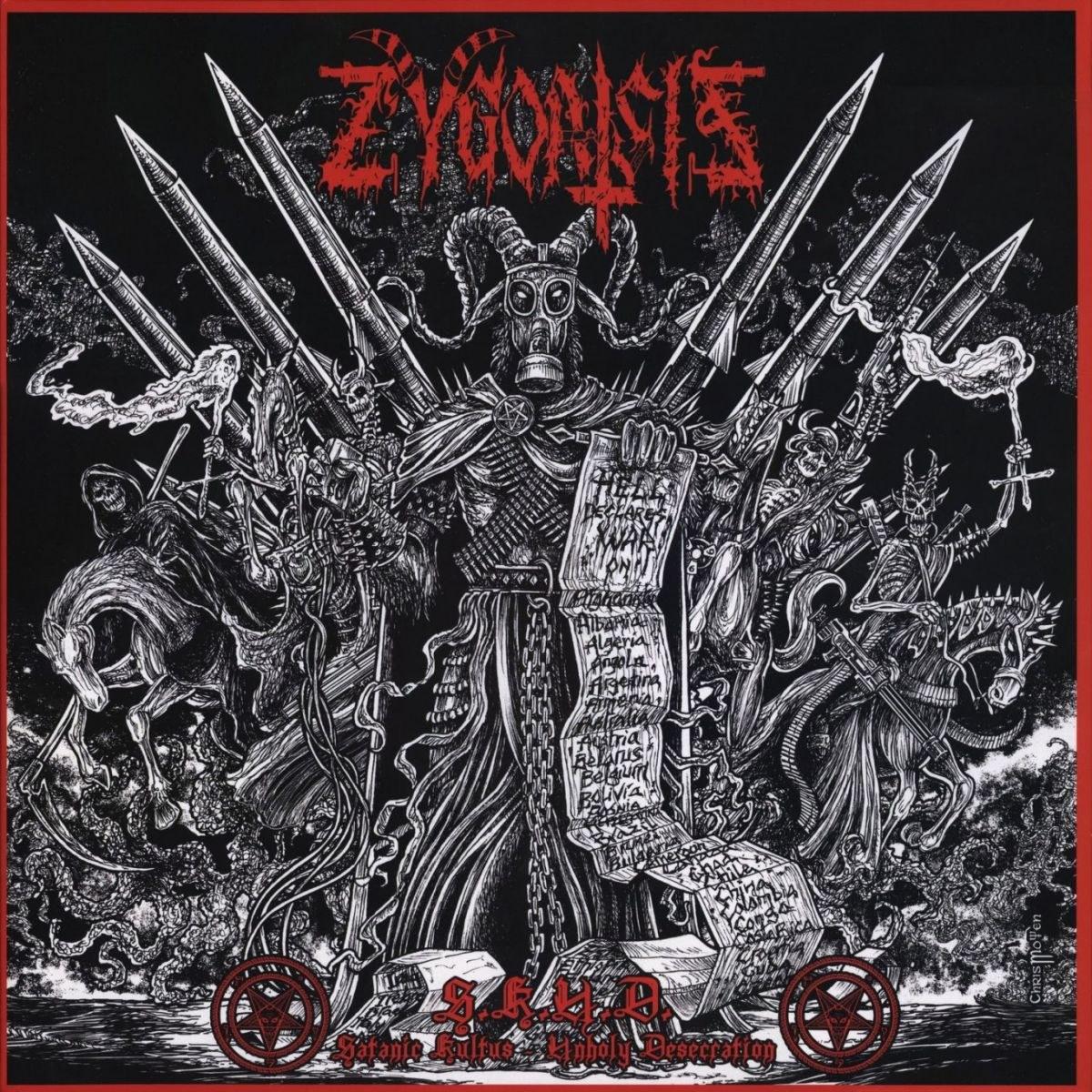 Reviews for Zygoatsis - S.K.U.D. (Satanic Kultus - Unholy Desecration)