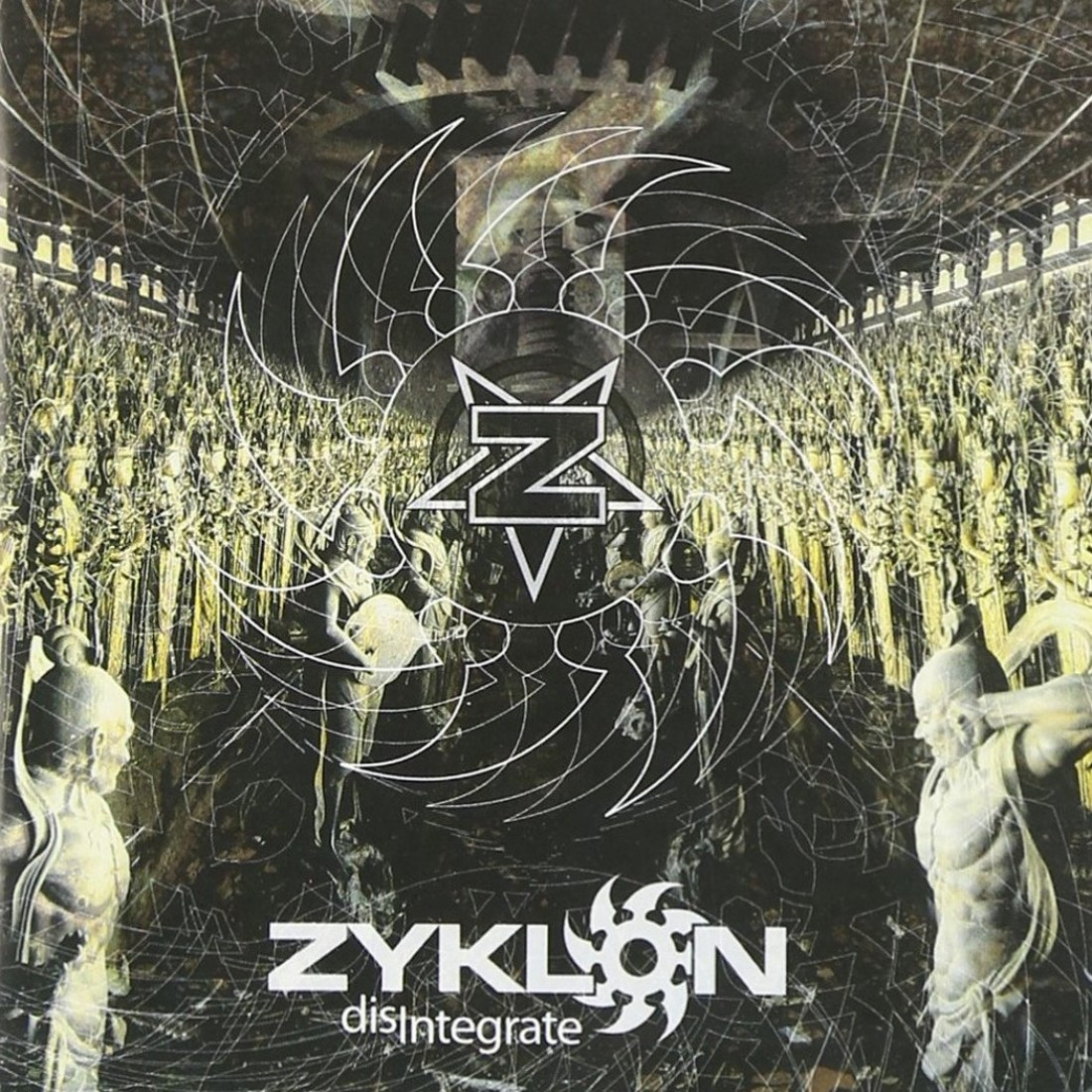 Review for Zyklon - Disintegrate