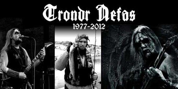 Urgehal singer Trondr Nefas passes away