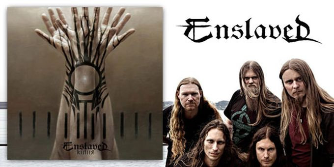 New song from Enslaved online