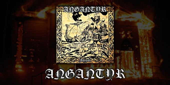 New Angantyr album announced