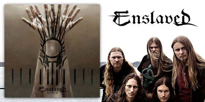 New Enslaved video released