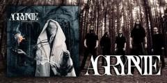 New Agrypnie album February 22nd