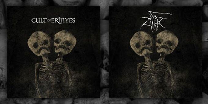 Zifir / Cult of Erinyes split album out