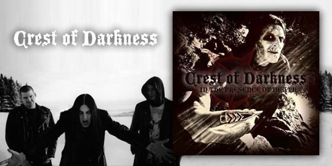 New Crest of Darkness album out now