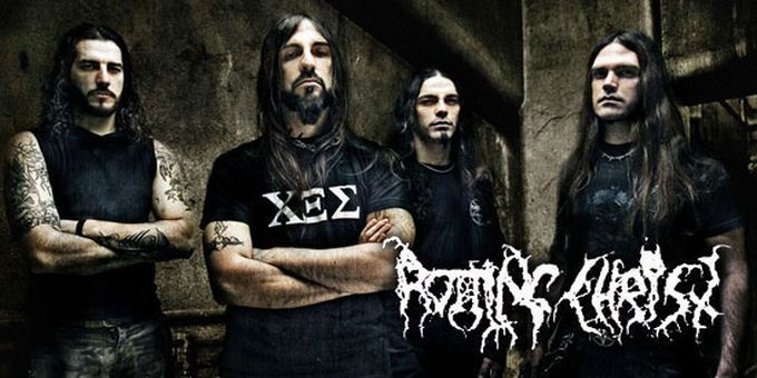 New Rotting Christ album out now and streaming in full