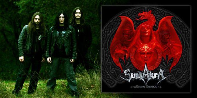 Suidakra reveal album details