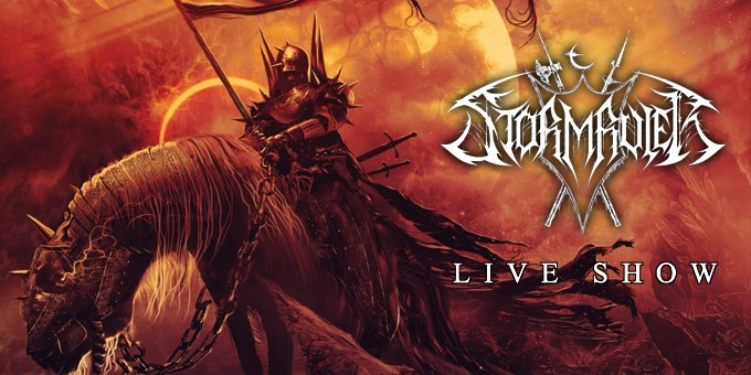 Stormruler to play virtual live show on 28th of May