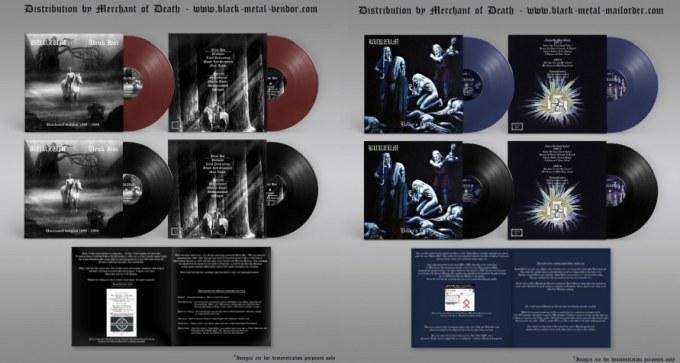 Unreleased Burzum material on vinyl