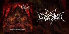 Desaster's new album out now and streaming in full