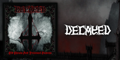 New Decayed album out now and streaming online
