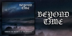 Debut Beyond Time album out now and streaming online