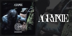 New Agrypnie music video online