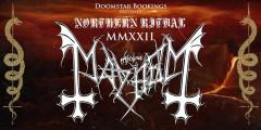 Mayhem confirm European tour dates for 2022