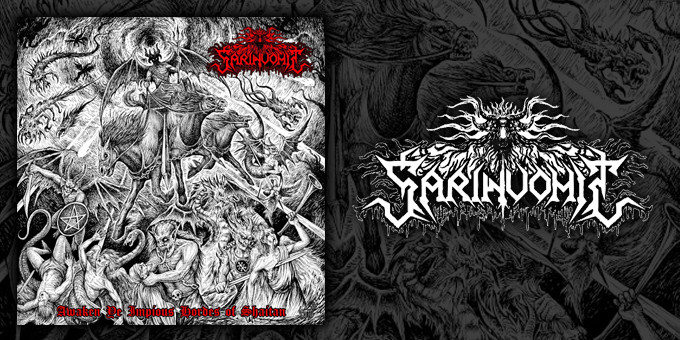 New Sarinvomit album out now and streaming online