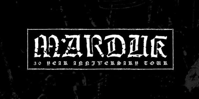 Marduk confirm dates for 30th anniversary European tour