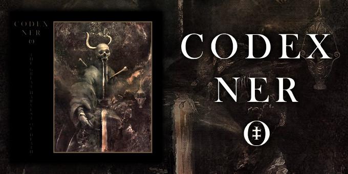 Debut Codex Nero album streaming online in full
