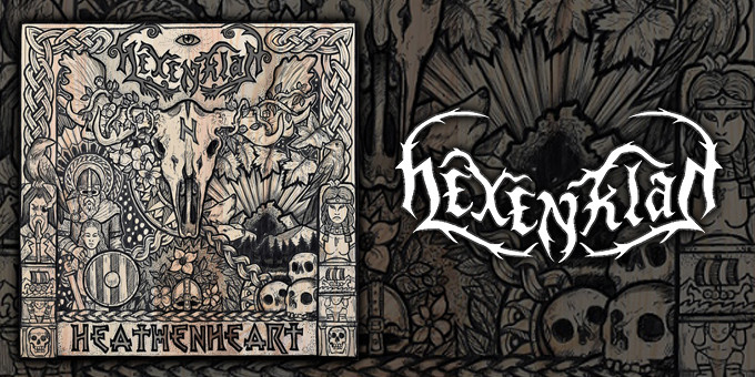 New Hexenklad album out now and streaming online