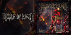 Cradle of Filth reveal details for next full-length and premiere first single