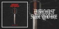 Antichrist Siege Machine reveal details for 2nd full-length and premiere first single
