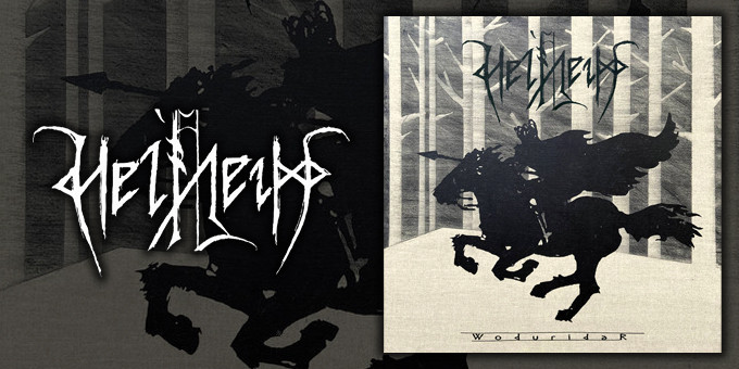 Helheim announce new album and premiere new music video