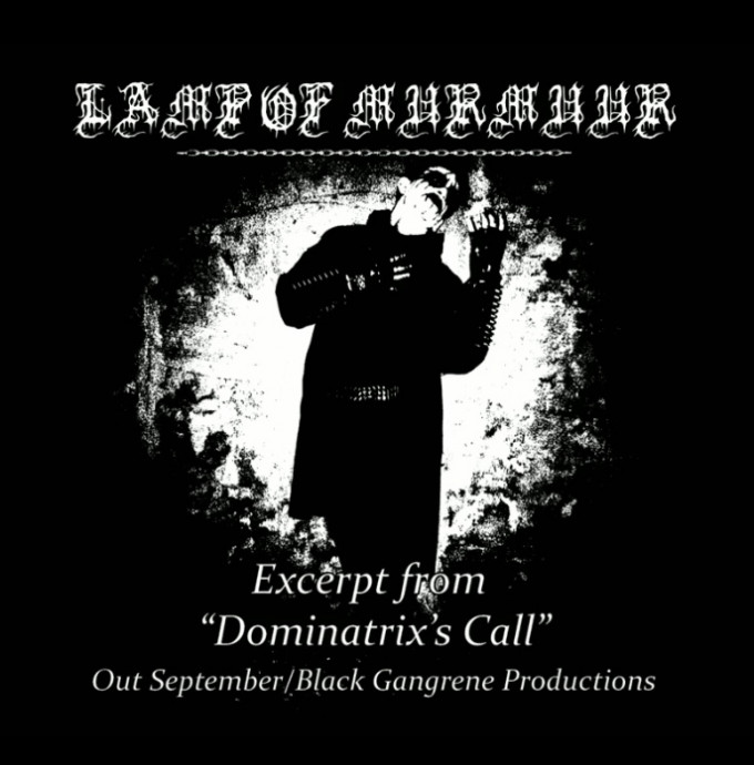 Lamp of Murmuur drop a new excerpt from their next album