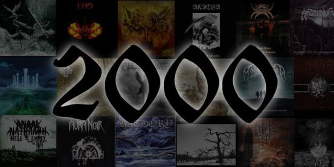 2,000 Black Metal albums