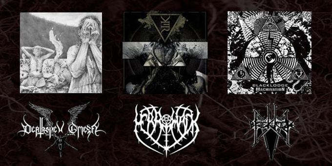 A day of French Black Metal