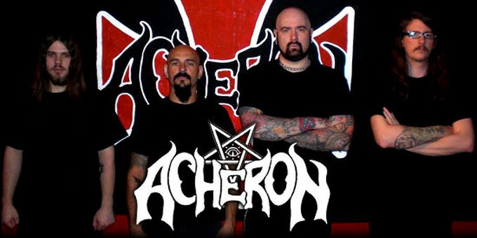 Acheron sign to Listenable Records