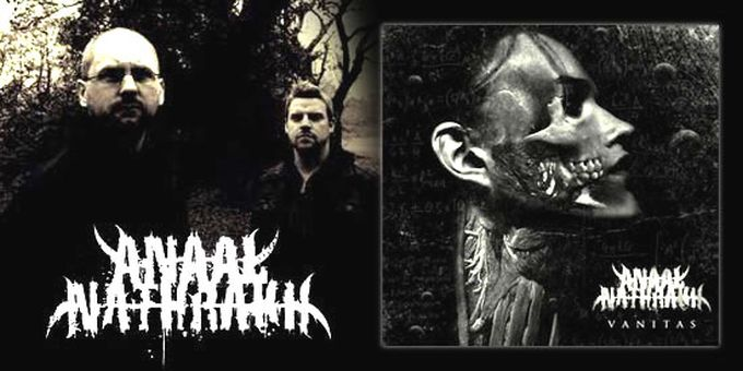 Anaal Nathrakh's Vanitas out now