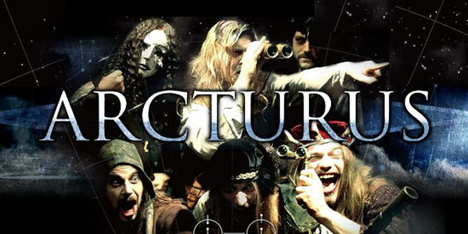 Arcturus announce new album