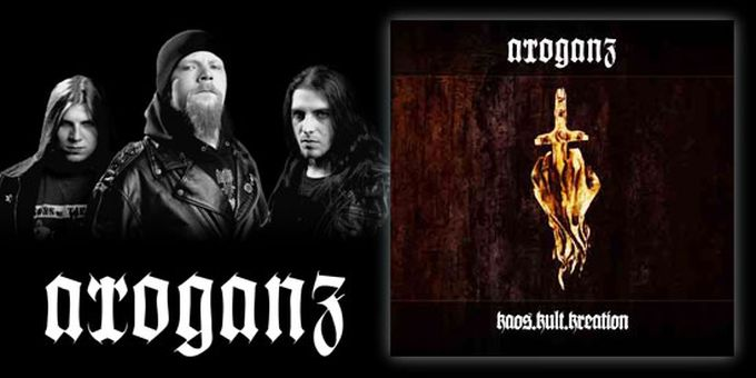 Arroganz release new full length