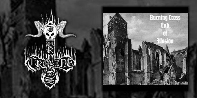 Burning Cross release concept album