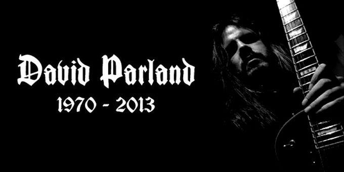 David Parland passes away
