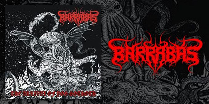 Debut Barrabás album out now