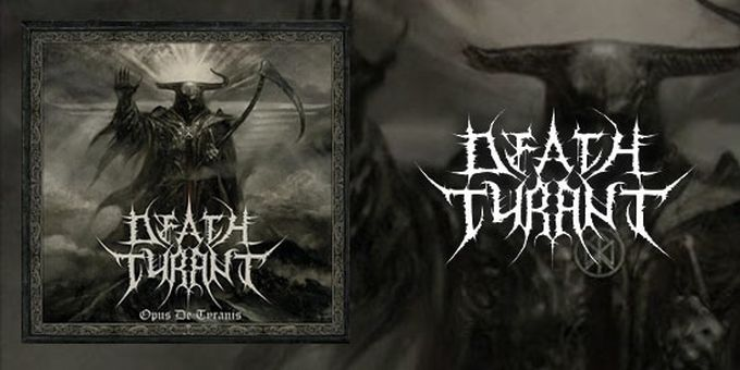 Debut Death Tyrant album out now